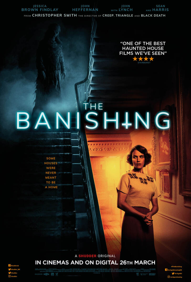 the banishing poster