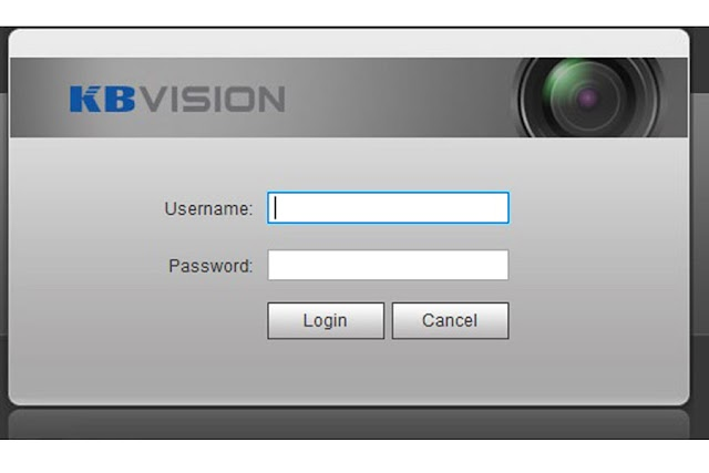 Hướng dẫn khôi phục mật khẩu mặc định các dòng camera IP của hãng KBVISION