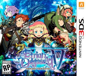 Rom Etrian Odyssey V Beyond The Myth 3DS
