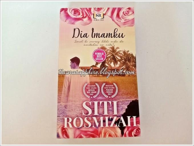 Novel | Dia Imamku by Siti Rosmizah