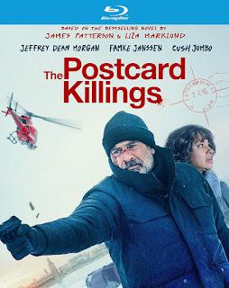 El Asesino de las Postales [BD25] *Con Audio Latino