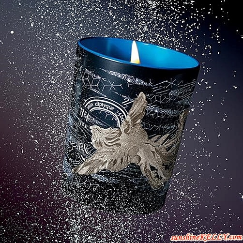 diptyque 2017 Holiday Collection Constellations