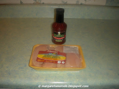 Margaret's Morsels | Crock-Pot Barbecue Chicken
