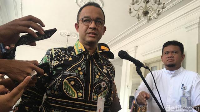Anies Setuju OK OCE kasih Rp5 miliar untuk 1 Kecamatan di DKI