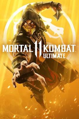 Capa do Mortal Kombat 11 Ultimate