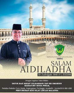 SalamAidilAdha2020