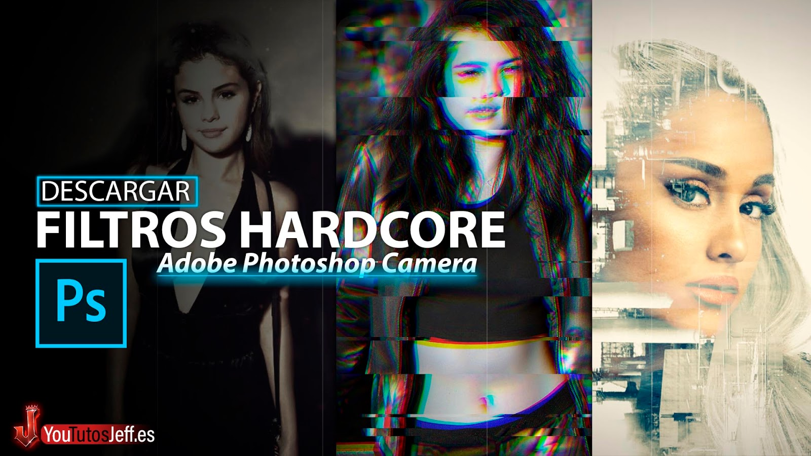 Filtros a Otro Nivel 🔥 Descargar Adobe Photoshop Camera Android