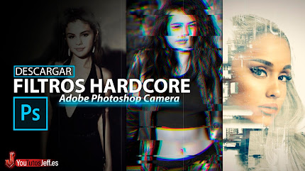 Filtros a Otro Nivel 🔥 Descargar Adobe Photoshop Camera Android