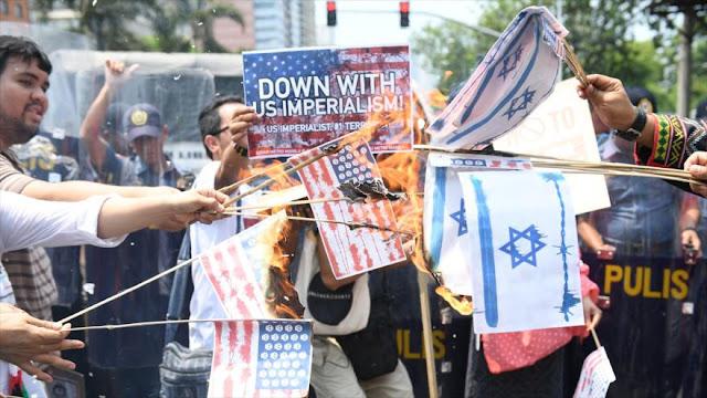 Los filipinos condenan agresiones israelíes contra palestinos