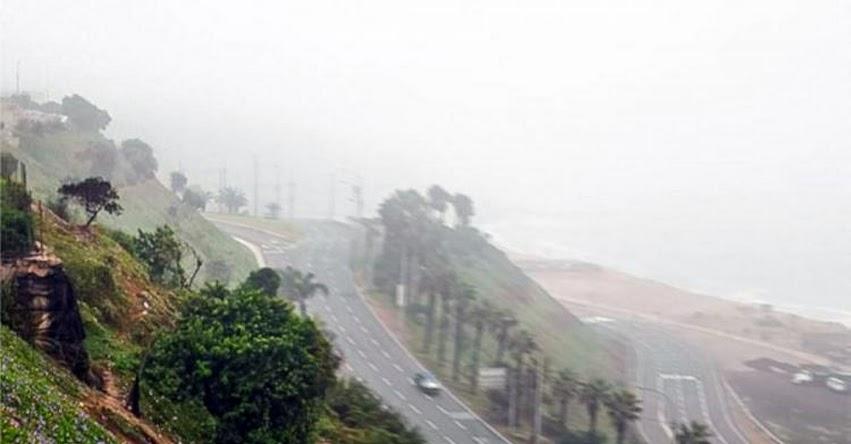 SENAMHI ALERTA: Neblina y cielo cubierto se mantendrán en Lima las primeras semanas de primavera - www.senamhi.gob.pe