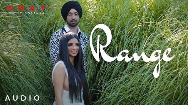 Diljit Dosanjh: Range Lyrics in English | G.O.A.T. | Latest Punjabi Song 2020 Lyrics Planet