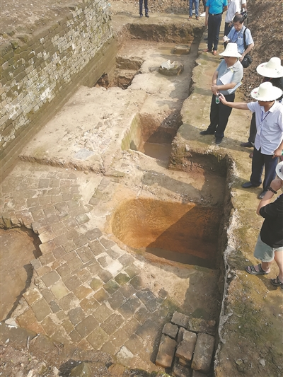 Ming Dynasty city found in Jiangxi Province