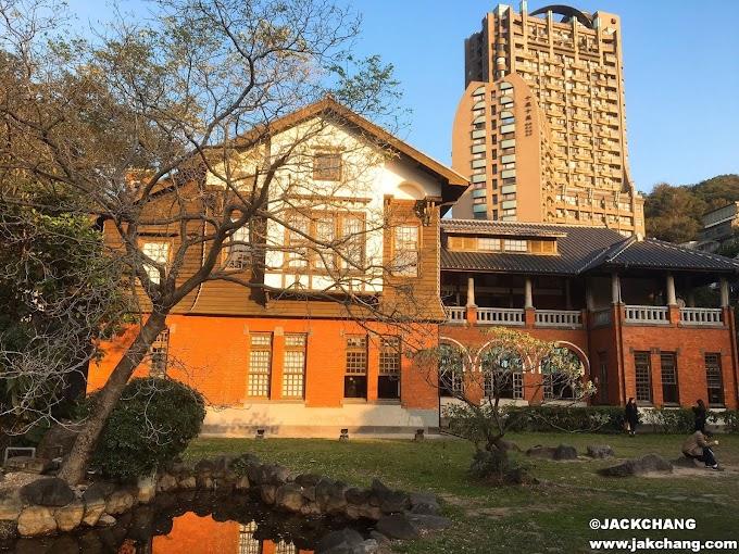 台北旅行景點|北投溫泉博物館-昔日溫泉公共浴場