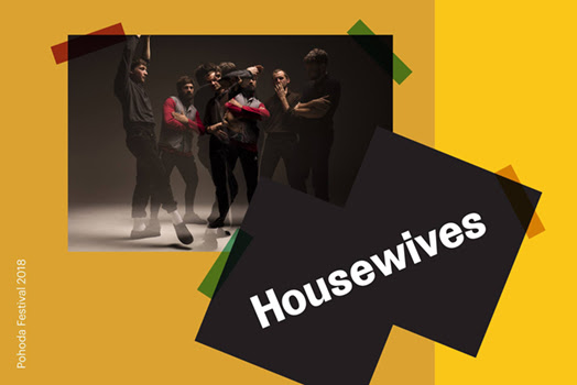 Housewives to play Pohoda Festival