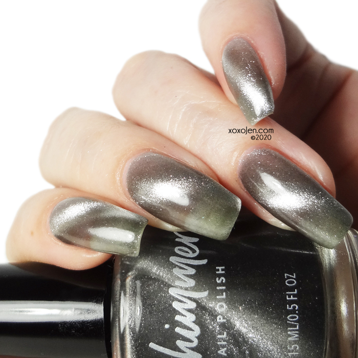 xoxoJen's swatch of KBShimmer Love at Frost Sight