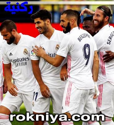 ريال مدريد يفوز على مضيفه ليفانتي 2-0