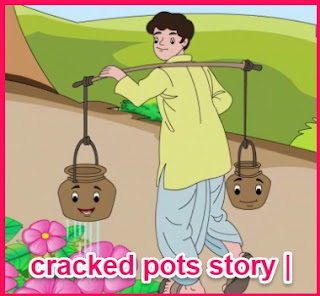 god uses cracked pots story