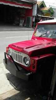 Jual Suzuki Jimny Lawas Tahun 81