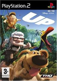 Download Disney Pixar Up PS2 ISO