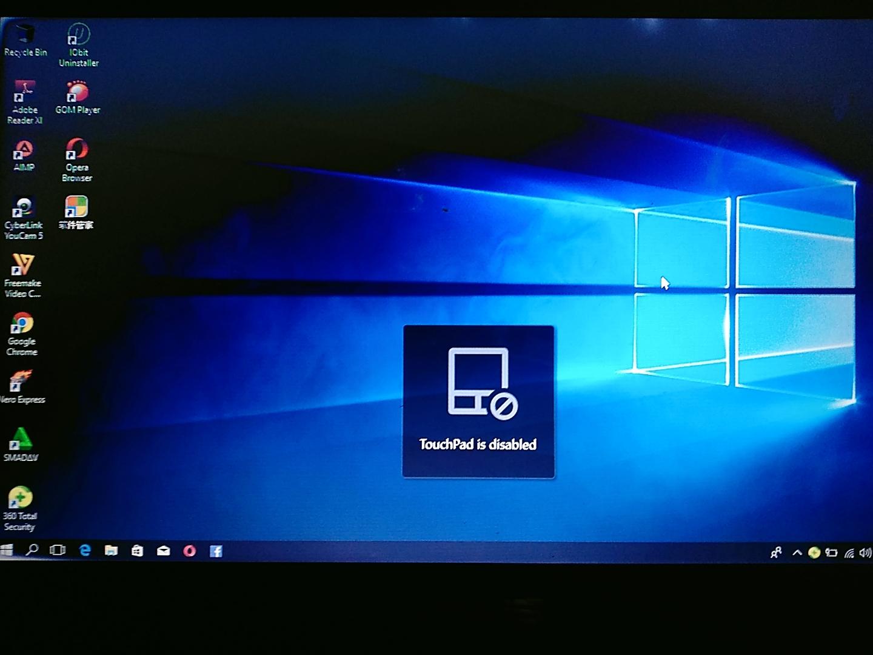Mengatasi TouchPad Laptop Asuz X450C Tidak Befungsi