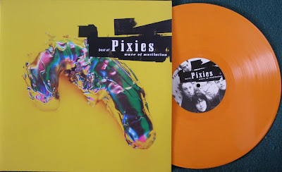 Moje Vinyly Pixies Wave Of Mutilation Best Of Pixies