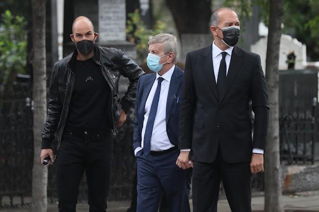 Συγκίνηση στην Κηδεία του Ντούσαν Ίβκοβιτς στην Σερβία