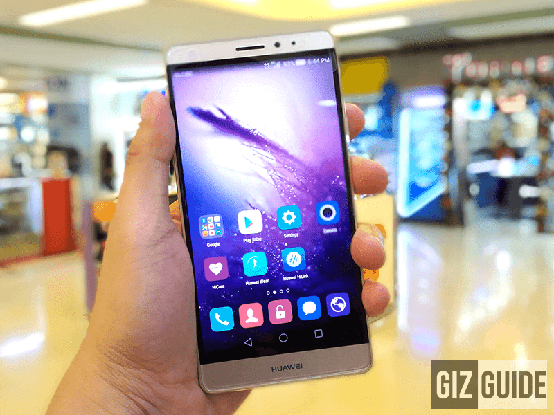 Huawei Mate S Hands On Impression: The Stylish Powerhouse!