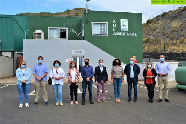 El Cabildo traslada al Complejo Ambiental de los Morenos la celebración del Consejo de Gobierno