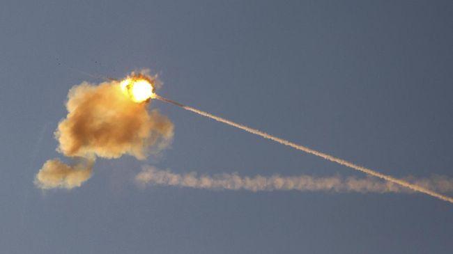 Ini Alasan Ribuan Serangan Roket Hamas Sulit Tembus 'Iron Dome' Israel