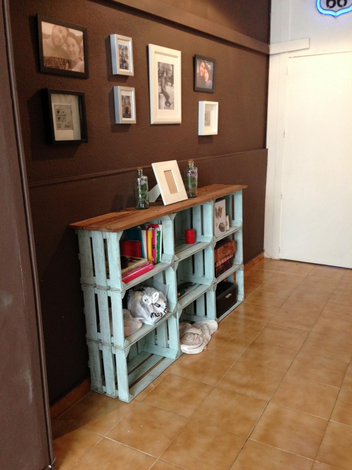 Decorando y renovando diy cajas de fruta para todos - Como decorar cajas de madera de fruta ...