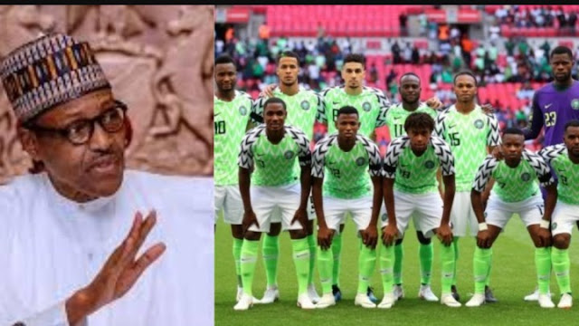 Presidency Rescues Nigerian Team From AFCON 2019 Crises