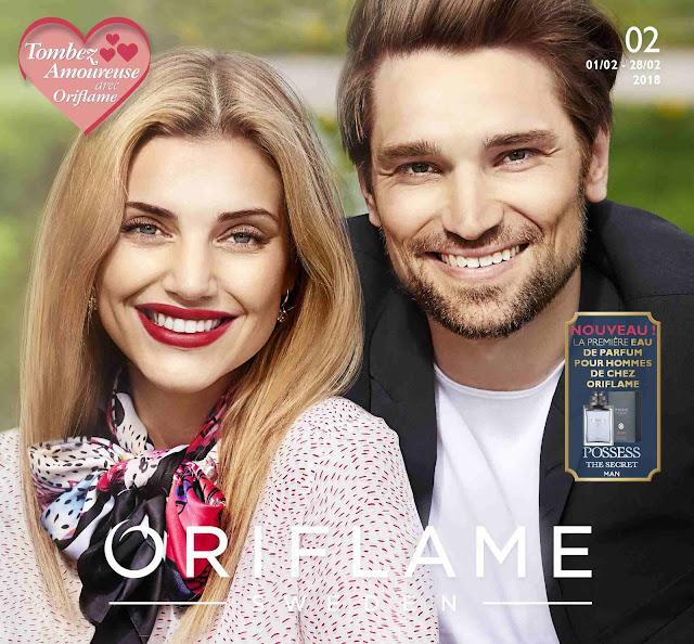 catalogue oriflame maroc fevrier 2018