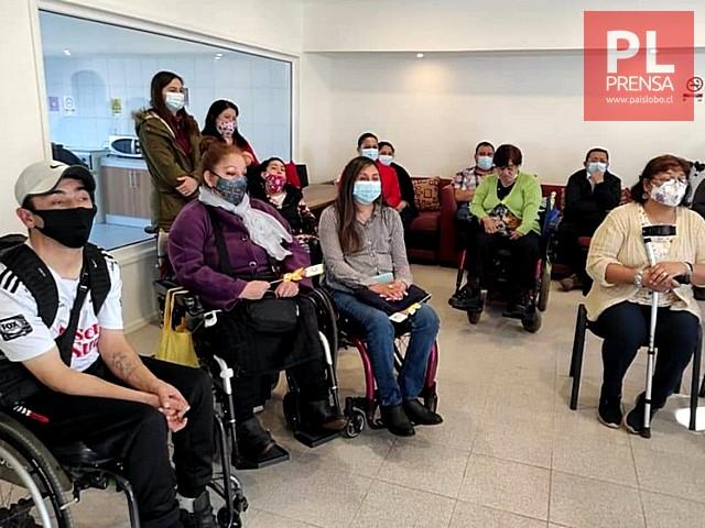 Nuevo centro comunitario para personas con discapacidad en Purranque