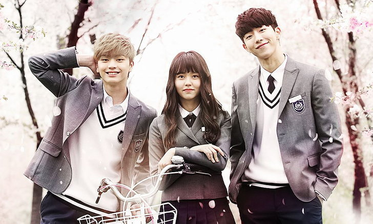 Download Drama Korea Who Are You: School Sub Indo Batch