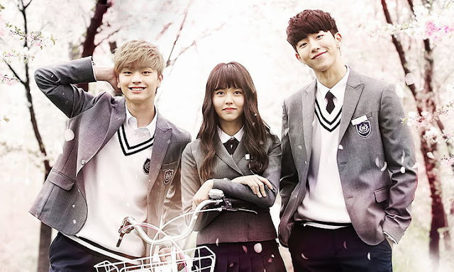 Download Who Are You: School Batch Subtitle Indonesia