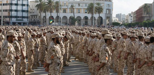 Απόρρητη έκθεση ΟΗΕ για επιχείρηση κατά της Τουρκίας στη Λιβύη