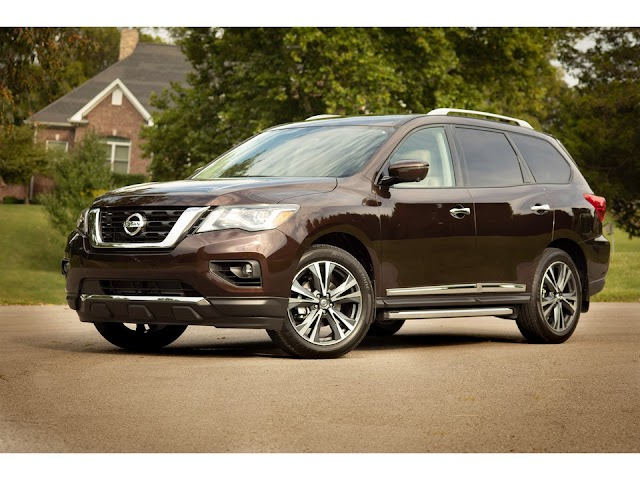 2018 Nissan Pathfinder: What's Changed