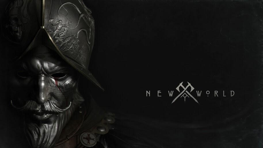New World, MMORPG, Key Art, 4K, #7.1792