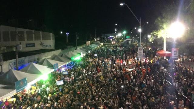 Micareta de Feira 2020 é adiada por tempo indeterminado, diz prefeito