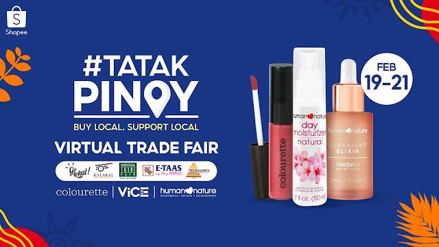 Shopee #TatakPinoy Gizmo Manila