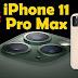 Win a Brand New I Phone 11 Promax