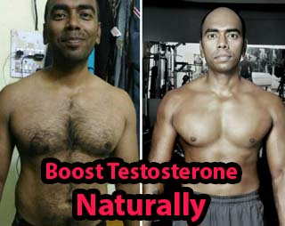 6 Methods To Boost Testosterone Naturally