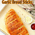 Garlic Bread Sticks With Cheese