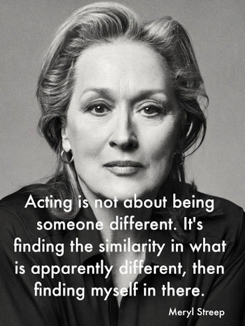 Meryl Streep Is The Real Inspiring Lady