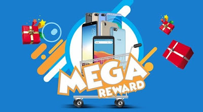 Logo Mega Reward