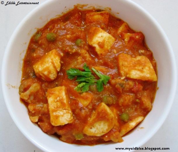 Kadai Paneer Indian Food Forever