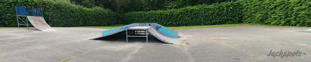 Skate park Honfleur