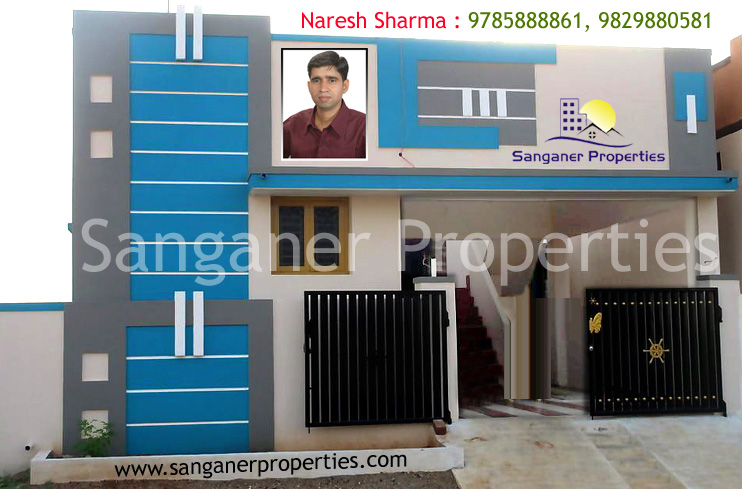 Independent House in Sanganer, Jaipur
