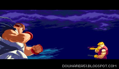 Street Fighter Zero CPS Changer (CPS1) - Download Game PS1 ...