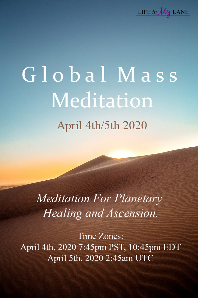 global mass meditation